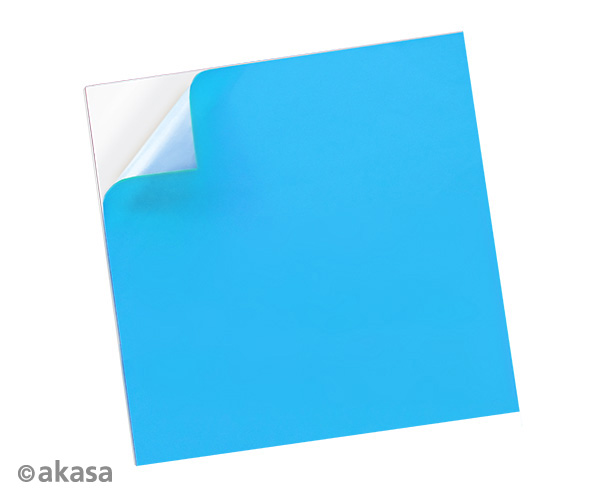 Akasa Reinforced Micro-fibreglass, double sided thermal adhesive