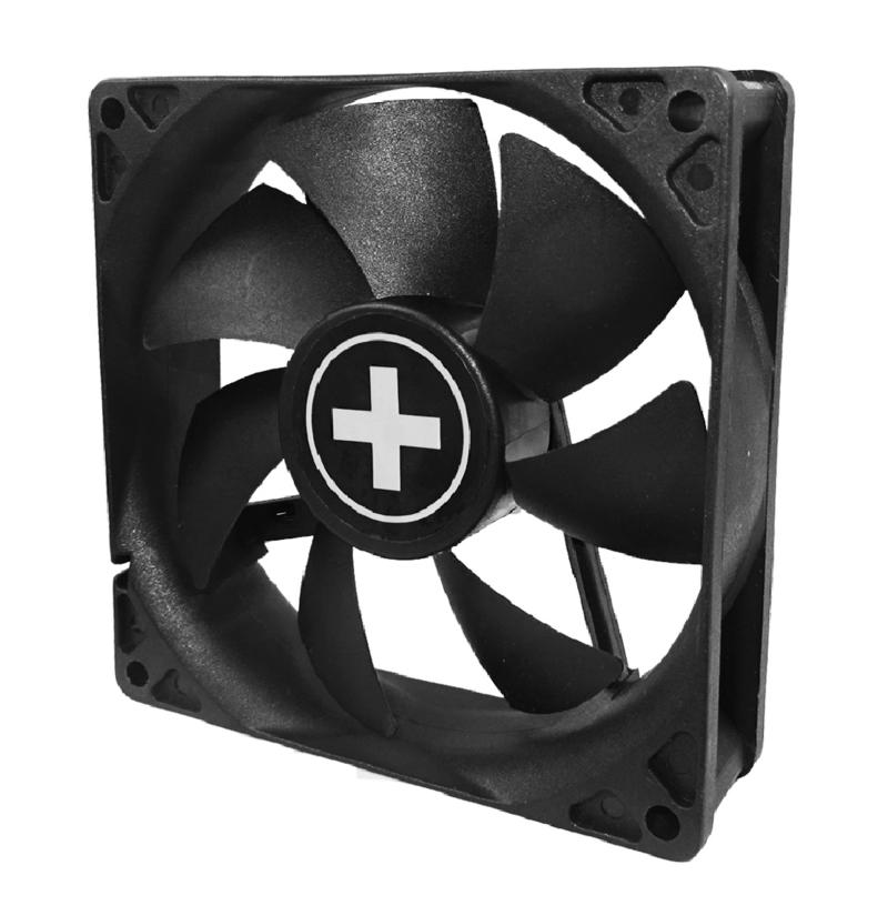 XILENCE case fan 80 mm (25 mm thick), White Box // XPF80.W
