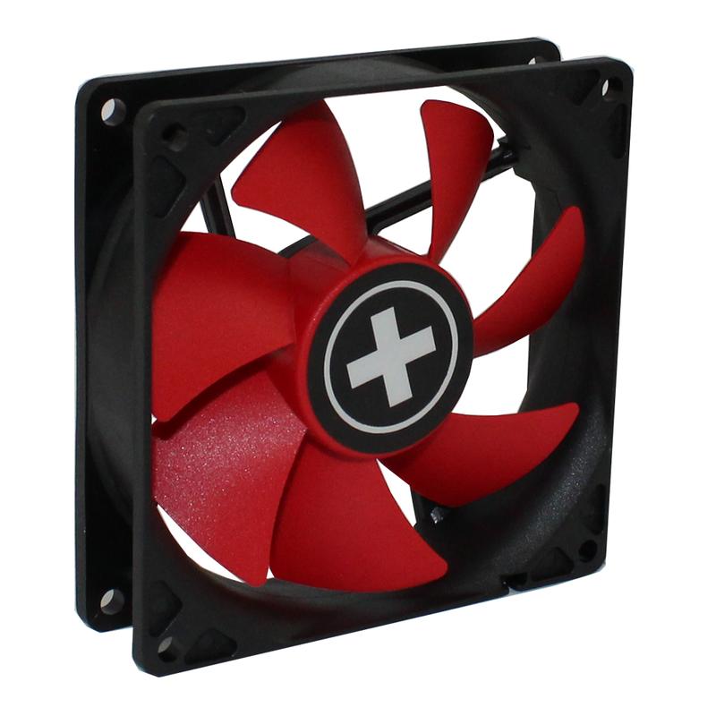 XILENCE Performance C case fan 80 mm, PWM // XPF80.R.PWM