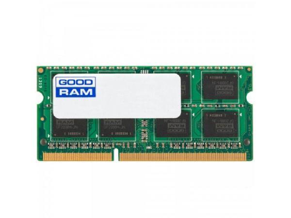 GOODRAM Mac DIMM kit 2x4 GB, DDR3 1066, 1.5V, CL11