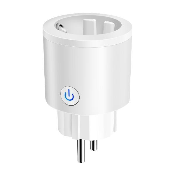 Platinet Smart Home plug - small - Schuko 16A, Tuya WHITE