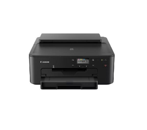 Canon PIXMA TS705, kleuren inkjet printer, dubbelzijdig, A4/Legal, tot 15 vel per minuut (mono), tot 10 vel per minuut (kleur),capaciteit: 350 vellen