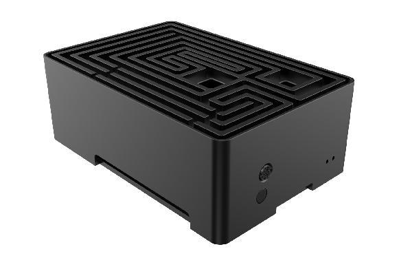 Akasa Maze, ALUMINIUM CASE for Raspberry Pi 4