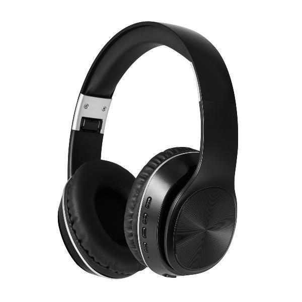Freestyle Bluetooth Headset with noise cancelling, Bluetooth 5, 5 uur continue afspelen, 160 gram, 20Hz - 20kHz