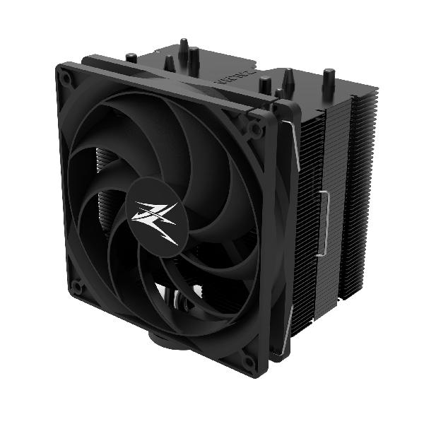 Zalman CNPS10X PERFORMA BLACK,High performance BLACK coated CPU cooler, 135mm EBR PWM Fan , 700 -1500RPM, max 28.0dBA, Intel LGA 2066, 2011-V3 115x, 1200, AMD AM4