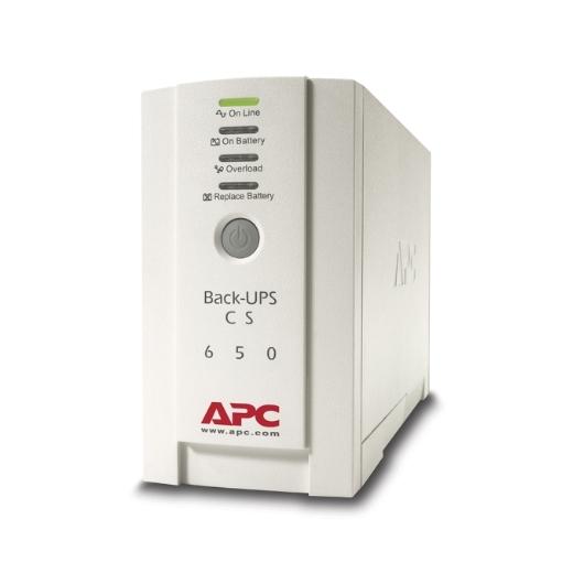 APC Back-UPS CS 650VA 230V, USB management