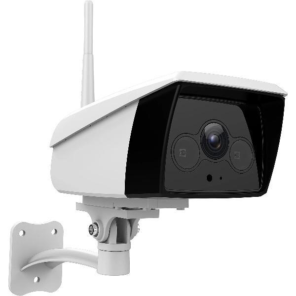 Vimtag B5(4MP) Smart Cloud IP Camera voor buitengebruik IP66, 1920*1080, Wifi & LAN