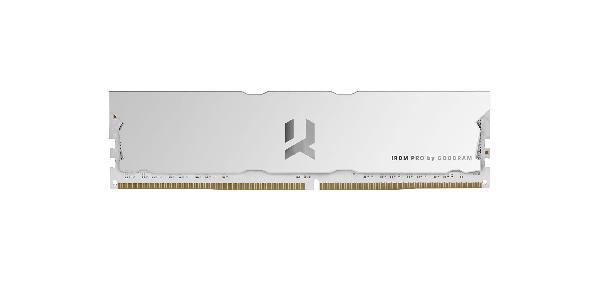 GOODRAM U-DIMM 16 GB, PC28800, DDR4 3600, CL17 - HOLLOW WHITE -