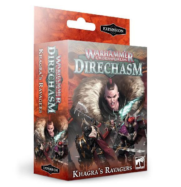 Warhammer Underworlds: Khagra s Ravagers