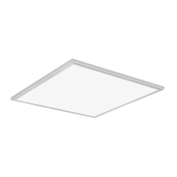 Platinet LED paneel 60x60cm PS ALU 40W 80LM/W 4000K wit inc AC DRIVER