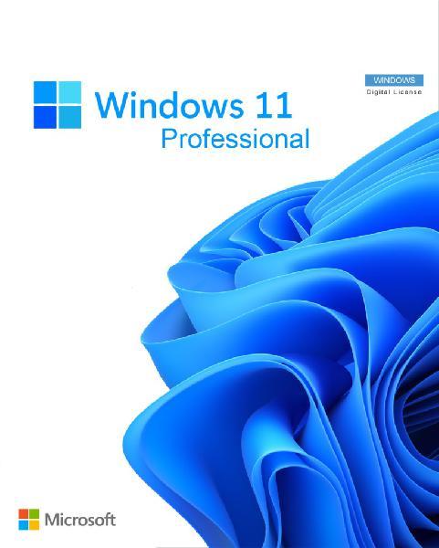 Microsoft Windows 11 Pro ESD editie, pre-owned (Digitale Licentie), activeren binnen 1 maand