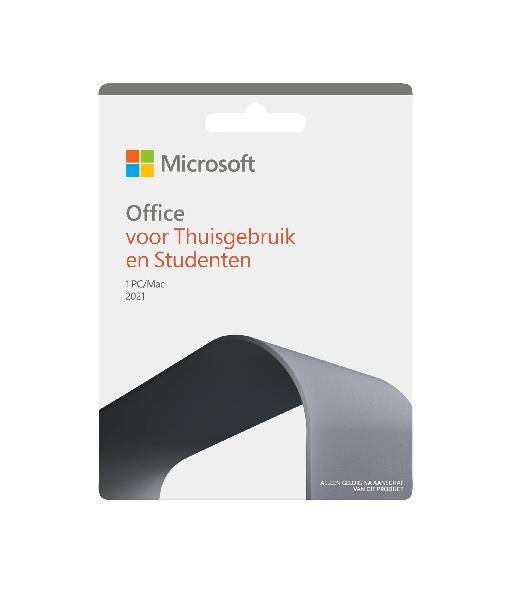 Microsoft Office Home and Student 2021 Dutch, Windows 1 user - ESD, pre-owned, activeren binnen 1 maand